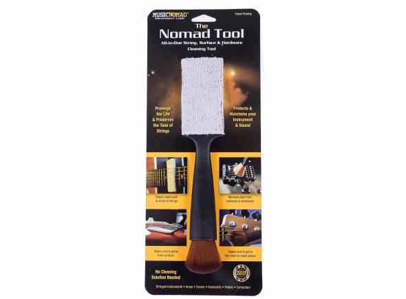 Ver mais informações do  Musicnomad The Nomad Tool