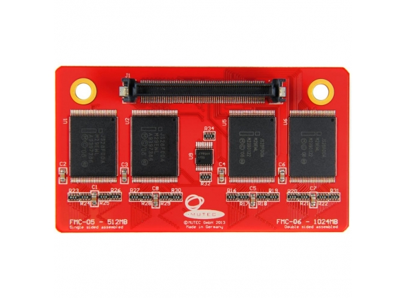 Sintetizadores e Samplers Mutec FMC-06