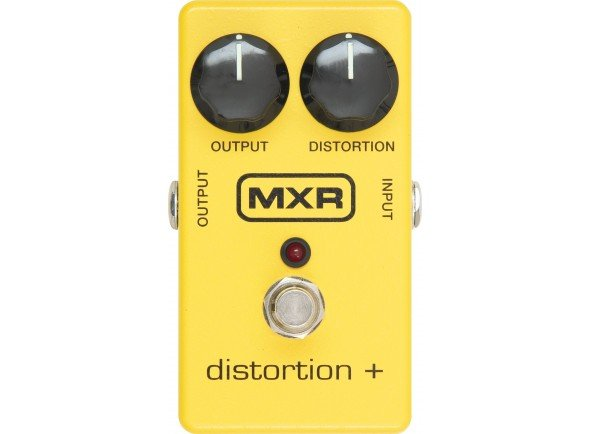 Pedal de distorção MXR M-104 Distortion+