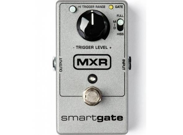 Outros efeitos para guitarra elétrica MXR M-135 Smart Gate Noise Gate