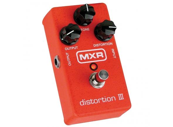 Pedal de distorção MXR M115 Distortion III