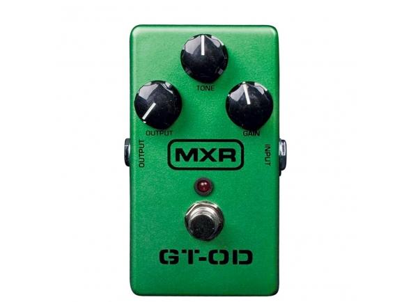 Pedal de distorção MXR M193 GT-OD Overdrive
