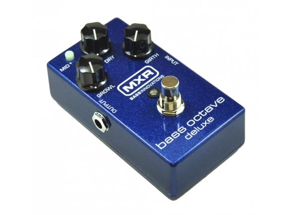 Pedais para baixo MXR M288 Bass Octave Deluxe