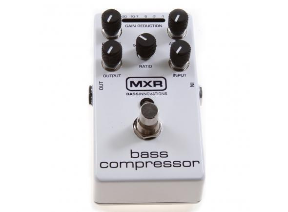 Pedais para baixo MXR M87 Bass Compressor