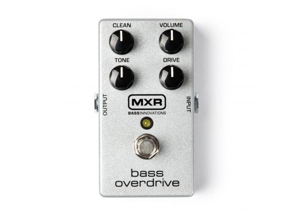 Pedais para baixo MXR M89 Bass Overdrive