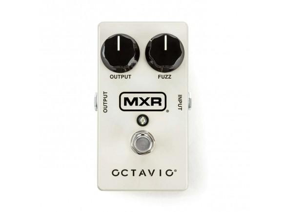 Outros efeitos para guitarra elétrica MXR Octavio M267 Fuzz/Octave