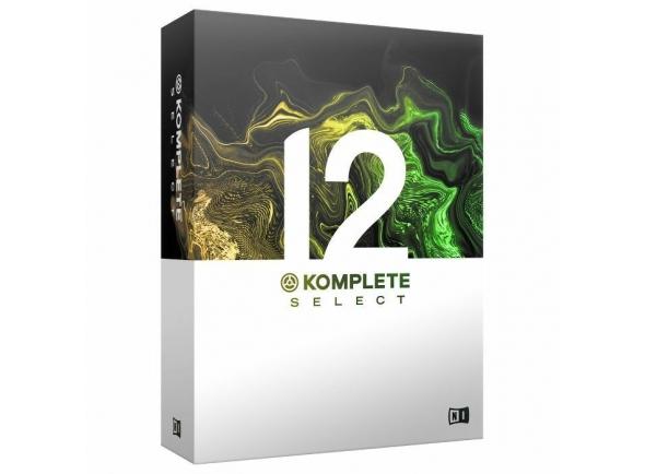 Hardware e Software para computadores Native Instruments Komplete 12 Select