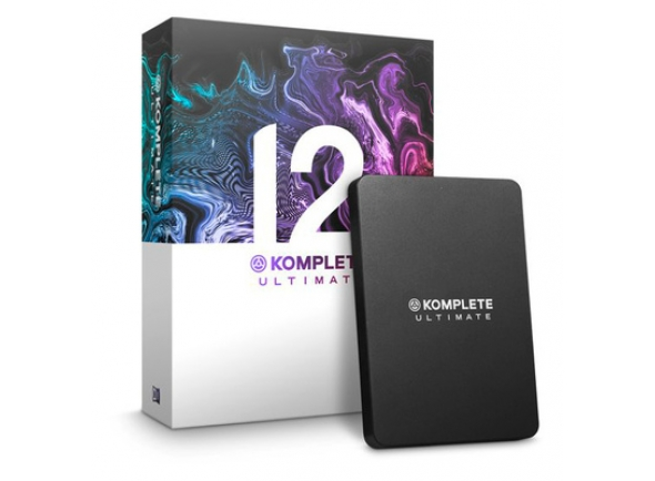 Hardware e Software para computadores Native Instruments KOMPLETE 12 ULTIMATE UPGRADE DESDE KOMPLETE SELECT
