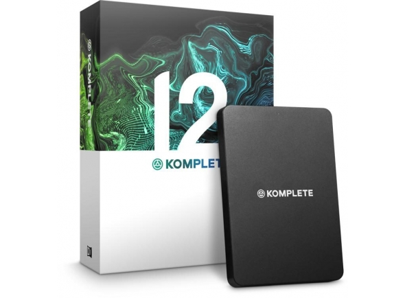 Updates e Upgrades Native Instruments Komplete 12 Update