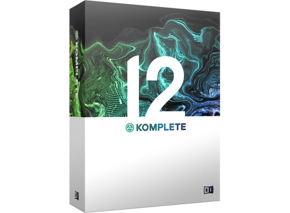 Hardware e Software para computadores Native Instruments Komplete 12