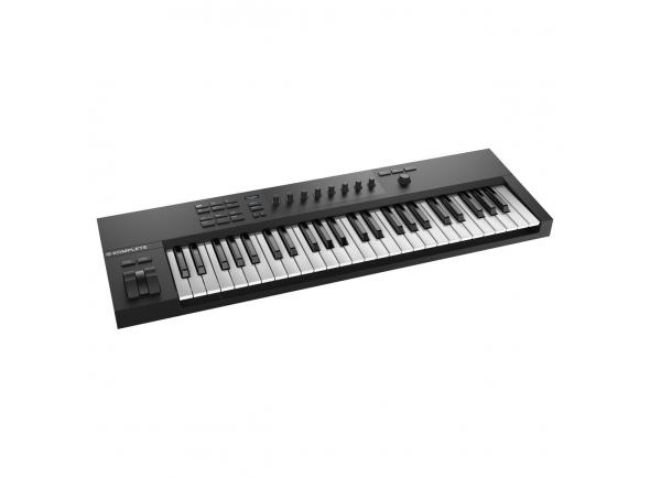 Controladores de teclados MIDI Native Instruments Komplete Kontrol A49
