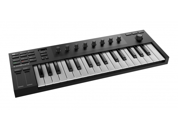 Teclados MIDI Controladores Native Instruments Komplete Kontrol M32