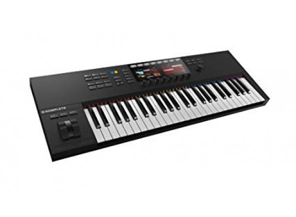 Controladores de teclados MIDI Native Instruments Komplete Kontrol S49 MK2