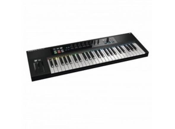 Teclados MIDI Controladores/Teclados MIDI Controladores Native Instruments KOMPLETE KONTROL S49