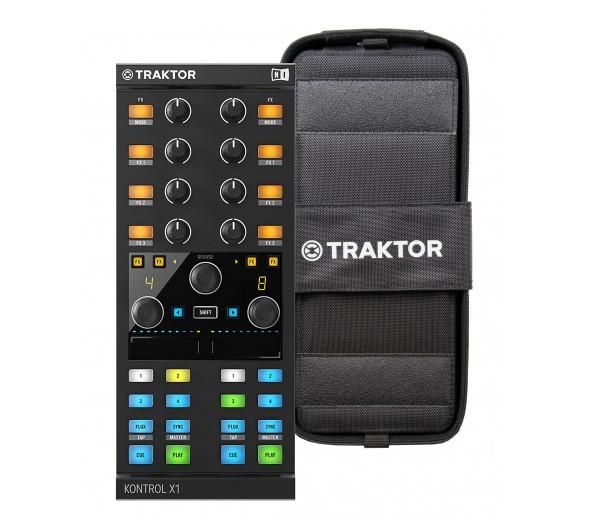 Controladores DJ/Controladores DJ Native Instruments Kontrol X1 bundle
