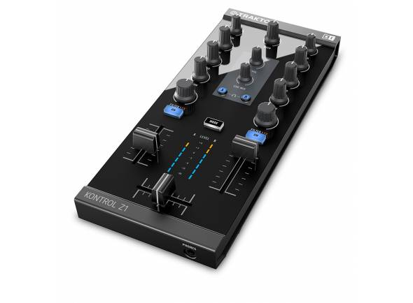 Controladores DJ Native Instruments kontrol Z1