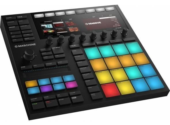 Teclados MIDI Controladores Native Instruments Maschine MK3