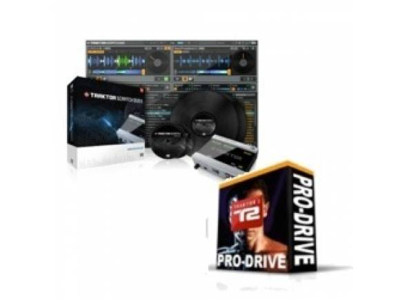 Interface Áudio USB Native Instruments s2prodrive
