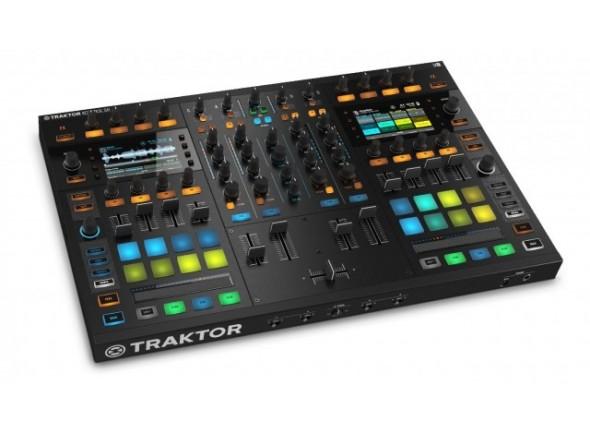 Controlador DJ/Controladores DJ Native Instruments Traktor Kontrol S8