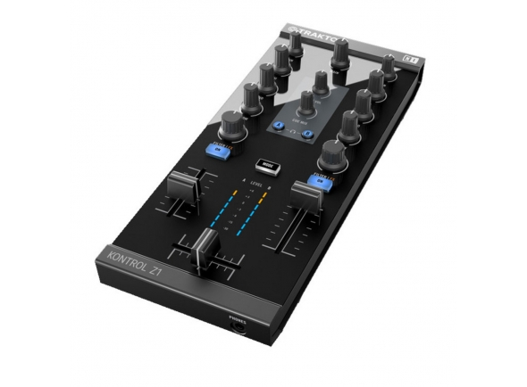Controladores DJ Native Instruments Traktor Kontrol Z1 Lightning