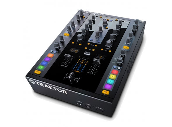 Controladores DJ Native Instruments Traktor Kontrol Z2