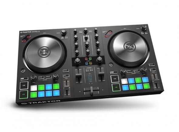 Controladores DJ Native Instruments Traktor S2 MK3