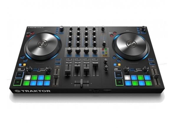 Controladores DJ Native Instruments Traktor S3