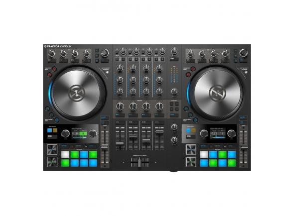 Controladores DJ Native Instruments Traktor S4 MK3