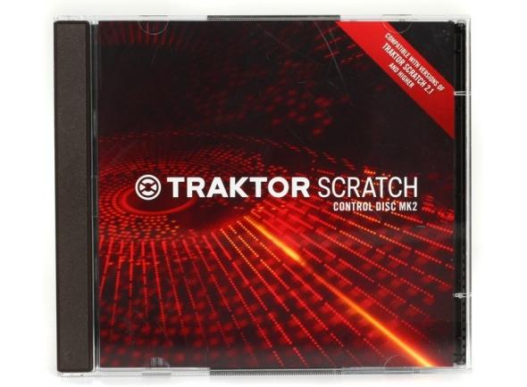 Outros acessórios Native Instruments Traktor Scratch Control CDMKII