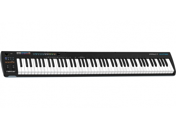 Teclados MIDI Controladores Nektar Impact GXP88