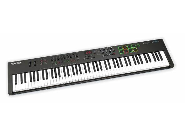 Ver mais informações do Teclados MIDI Controladores Nektar Impact LX88+