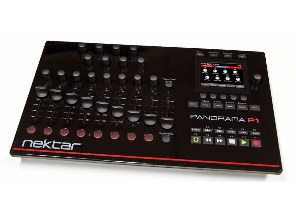 Teclados MIDI Controladores/Teclados MIDI Controladores Nektar Panorama P1