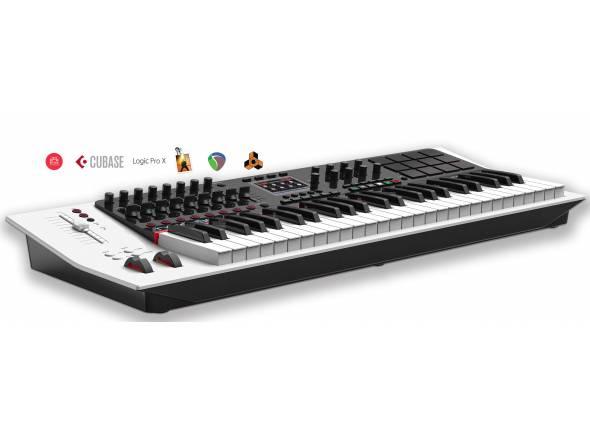 Teclados MIDI Controladores/Teclados MIDI Controladores Nektar Panorama P4