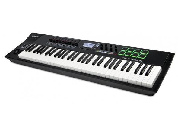 Teclados MIDI Controladores Nektar Panorama T6