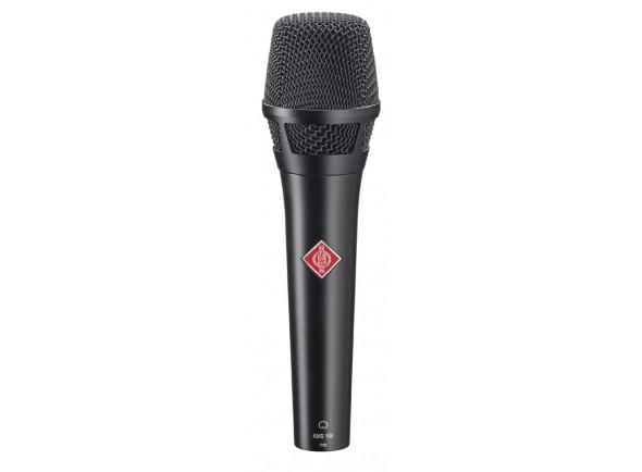 Microfone vocal condensador/Microfone Vocal Condensador Neumann KMS 104 BK