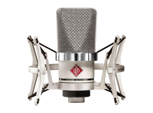 Microfone de membrana grande Neumann TLM 102 Studio Set