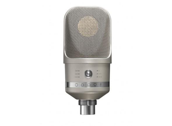 Microfone de membrana grande/Microfone de membrana grande Neumann TLM 107