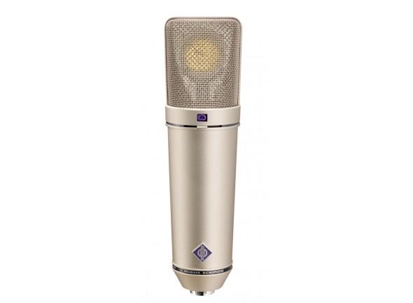 Microfones de membrana grande /Microfone de membrana grande Neumann U87 Ai