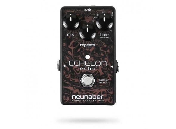 Pedal de Efeito para Guitarra Elétrica/Delays / Echos Neunaber Echelon Echo True Bypass