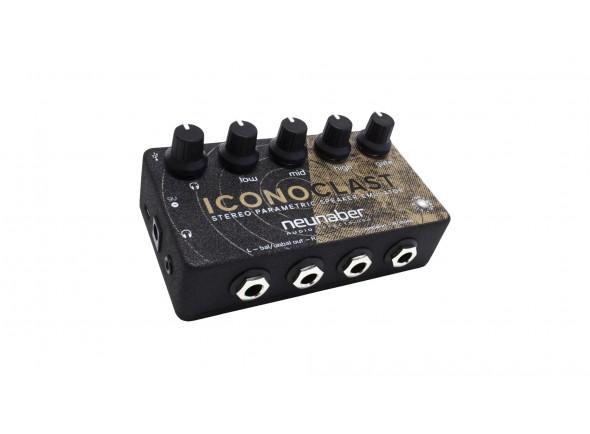 Emulador de alto-falante/DI-Boxes Neunaber Iconoclast
