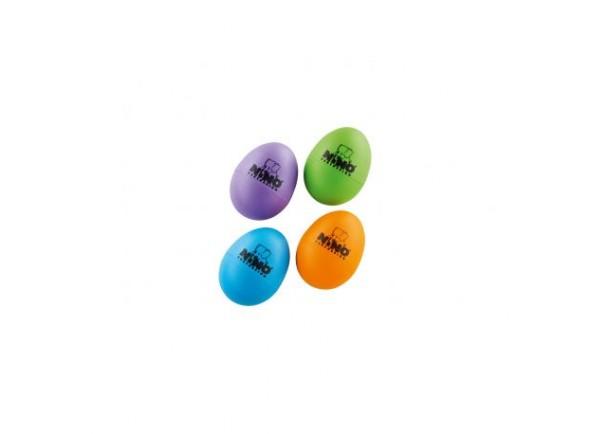 Conjunto Egg Shaker/Shaker Nino Percussion ET540-2 assortment of 4pcs