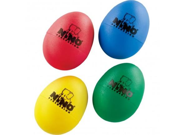 Conjunto Egg Shaker/Shaker Nino Percussion ET540 assortment of 4pcs