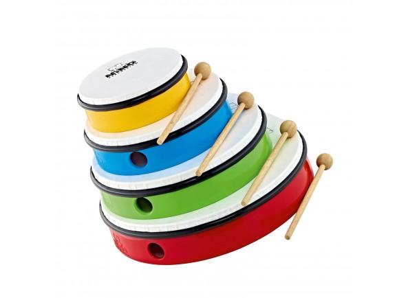 Kit de Tambores/Tambores de mão Nino Percussion NINOSET6