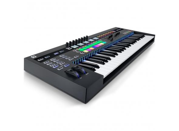 Teclados MIDI Controladores Novation 49SL MKIII