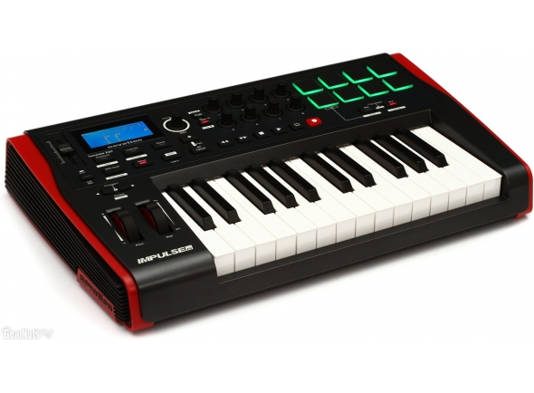 Teclados MIDI Controladores Novation Impulse 25