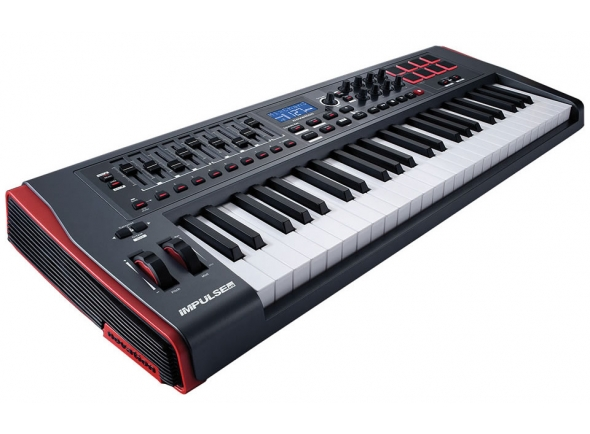 Teclados MIDI Controladores Novation Impulse 49