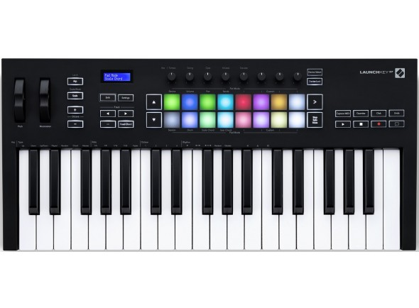 Teclados MIDI Controladores Novation Launchkey 37 MK3