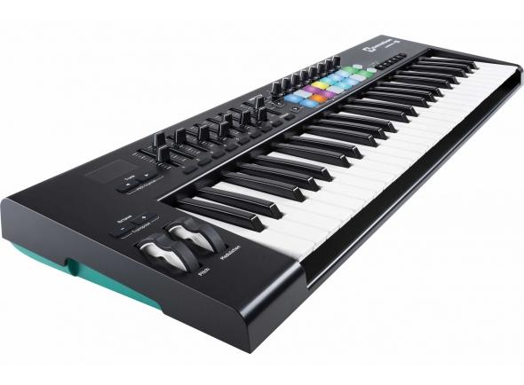 Teclados MIDI Controladores Novation Launchkey 49 Mk2