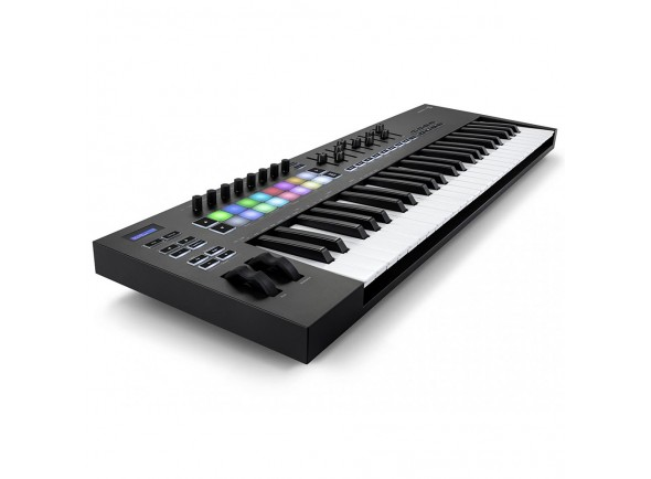 Teclados MIDI Controladores Novation Launchkey 49 MK3
