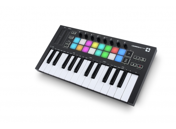Teclados MIDI Controladores Novation Launchkey Mini MK3